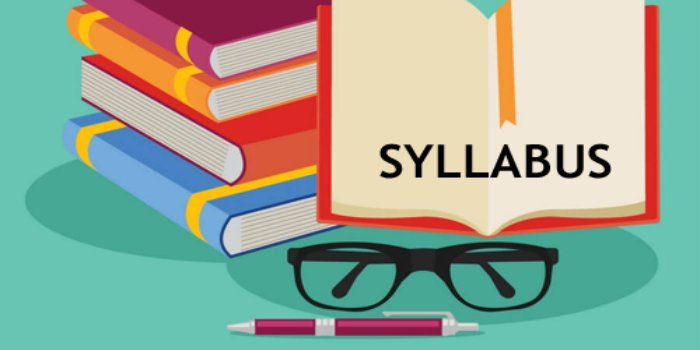 Image result for MONTHLY SYLLABUS